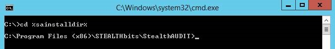 StealthAUDIT Reporting