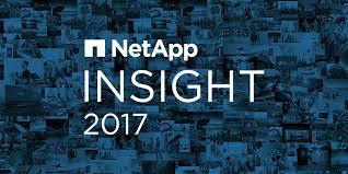 NetApp Storage at NetApp Insight