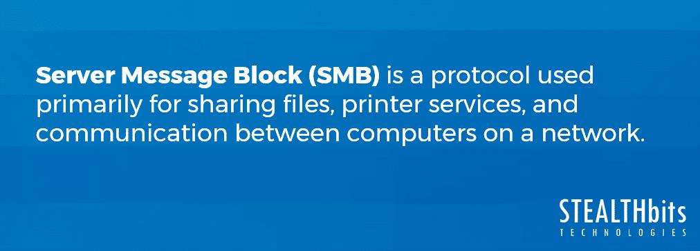 SMB Definition