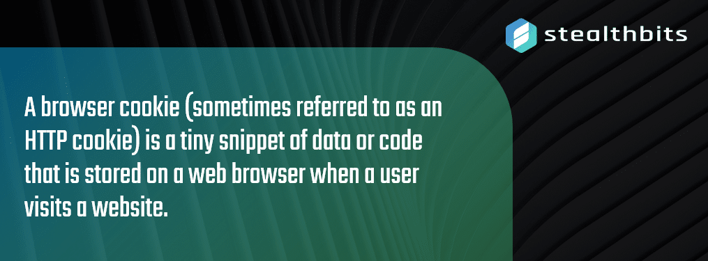 Browser cookie defninition