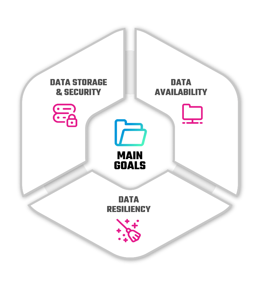 Data Lifecycle Management Goals