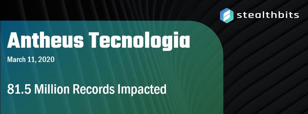 Antheus Tecnologia Data Breach