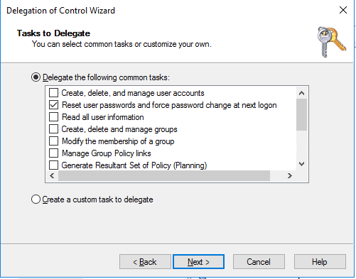 Active Directory Common Tasks